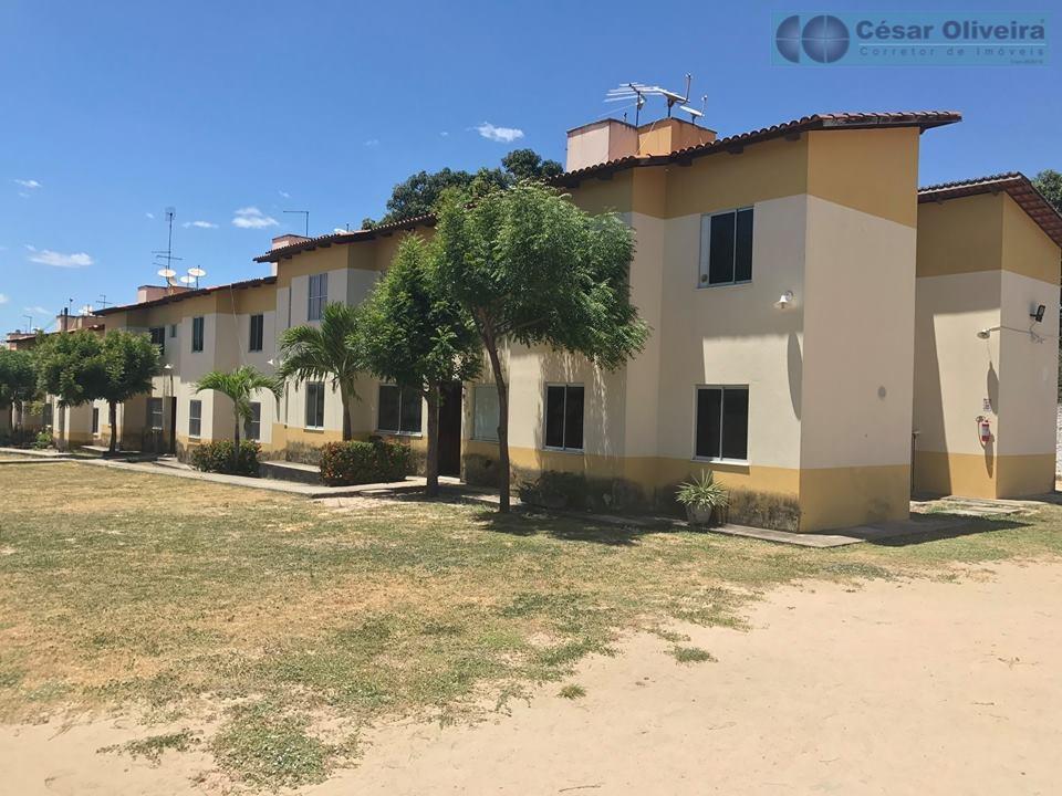 Apartamento com 2 dormitórios à venda, 60 m² por R$ 85.000 - Jangurussu - Fortaleza/CE