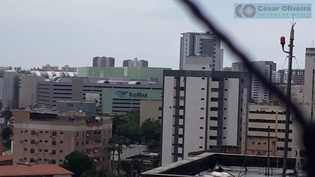 Apartamento com 3 dormitórios à venda, 60 m² por R$ 220.000 - Papicu - Fortaleza/CE
