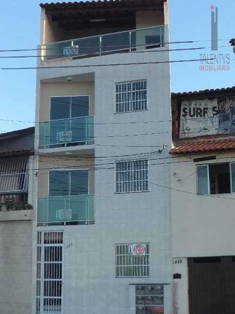 Apartamento Residencial Jacarecanga, Fortaleza - AP0004.