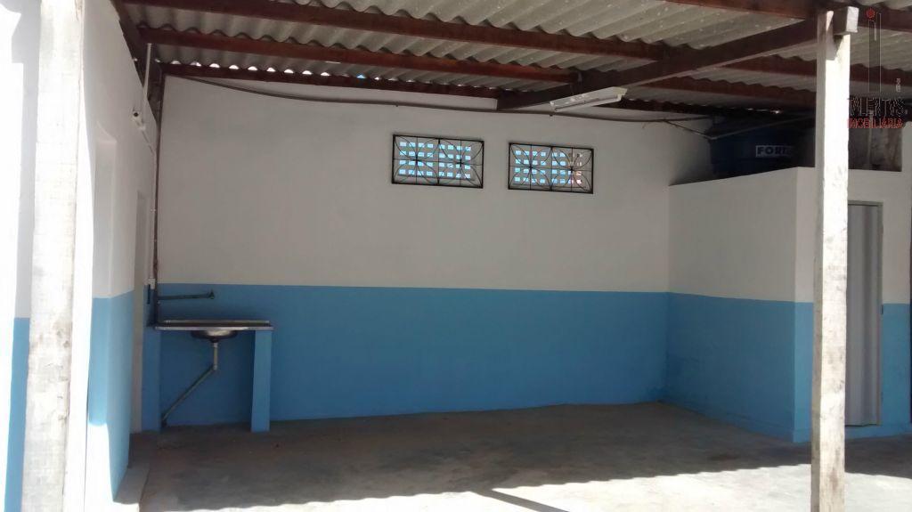 Galpão comercial para locação, São Gerardo, Fortaleza.
