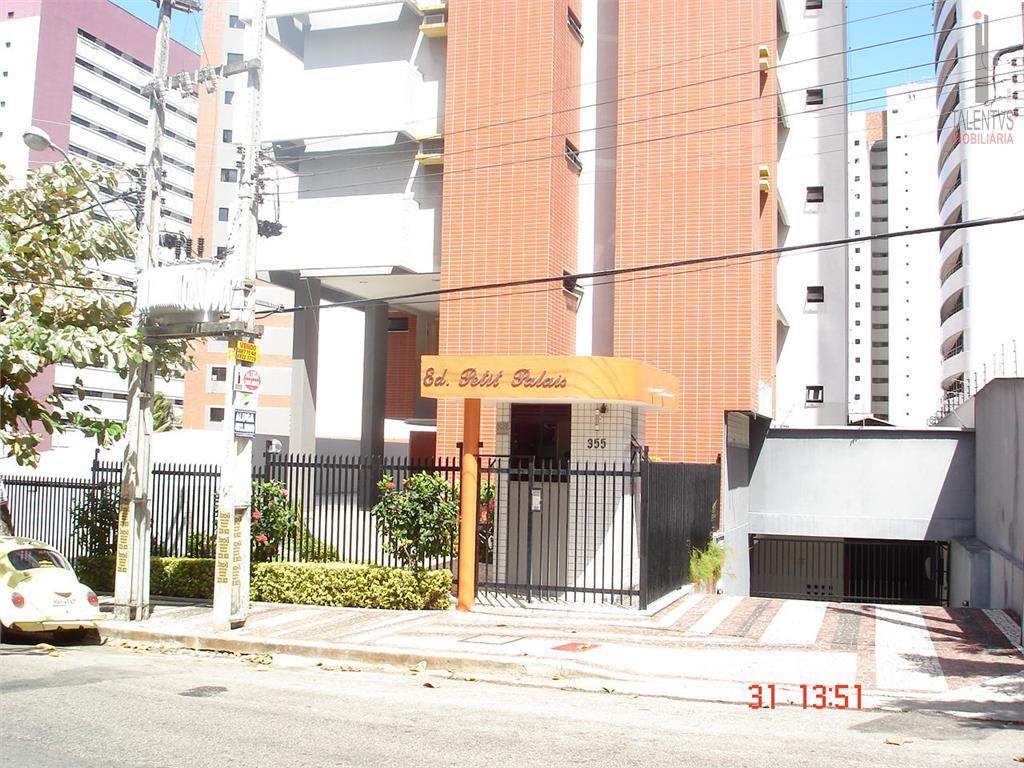 Apartamento Residencial para locação, Meireles, Fortaleza - AP0184.