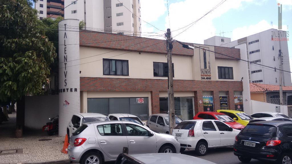 Loja comercial para locação, Dionisio Torres, Fortaleza.