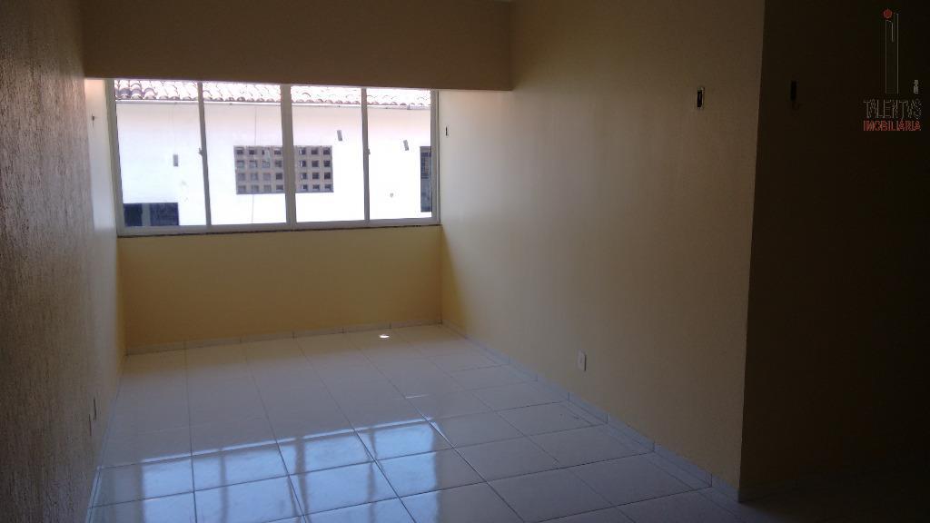 Apartamento residencial para locação, Bela Vista, Fortaleza.