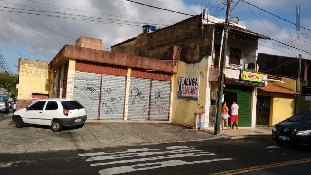 Prédio comercial para locação, Tauape, Fortaleza - PR0008.