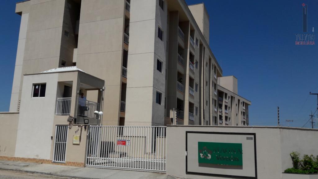 Apartamento residencial à venda, Cajazeiras, Fortaleza.