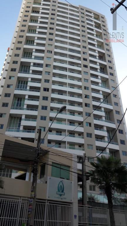Apartamento com 3 dormitórios para alugar, 100 m² por R$ 2.000/mês - Cocó - Fortaleza/CE