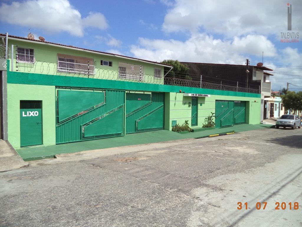 Apartamento com 3 dormitórios para alugar, 72 m² por R$ 800/mês - Olavo Oliveira - Fortaleza/CE