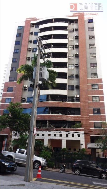 Apartamento residencial para venda e locação, Meireles, Fortaleza.