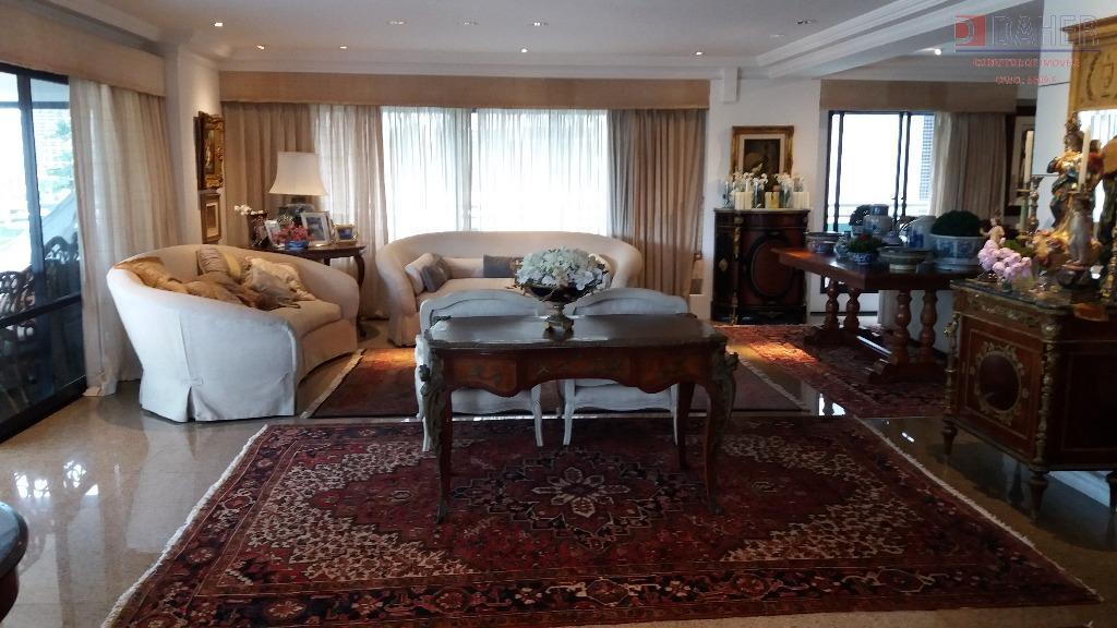 Apartamento mobiliado com objetos de arte, alto luxo, para locação, Meireles, Fortaleza.