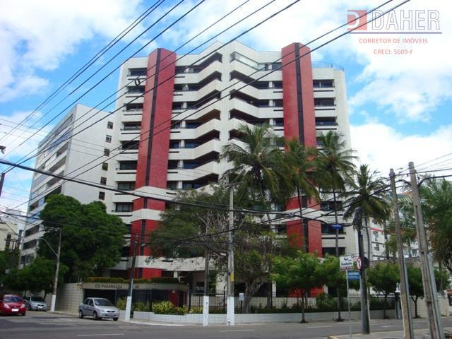 Apartamento residencial à venda, Aldeota, Fortaleza - AP0050.