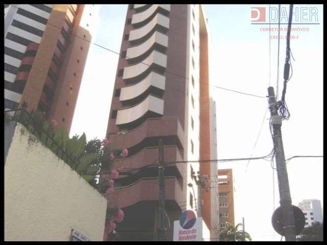 Apartamento residencial para venda e locação, Bairro Meireles - AP0029.