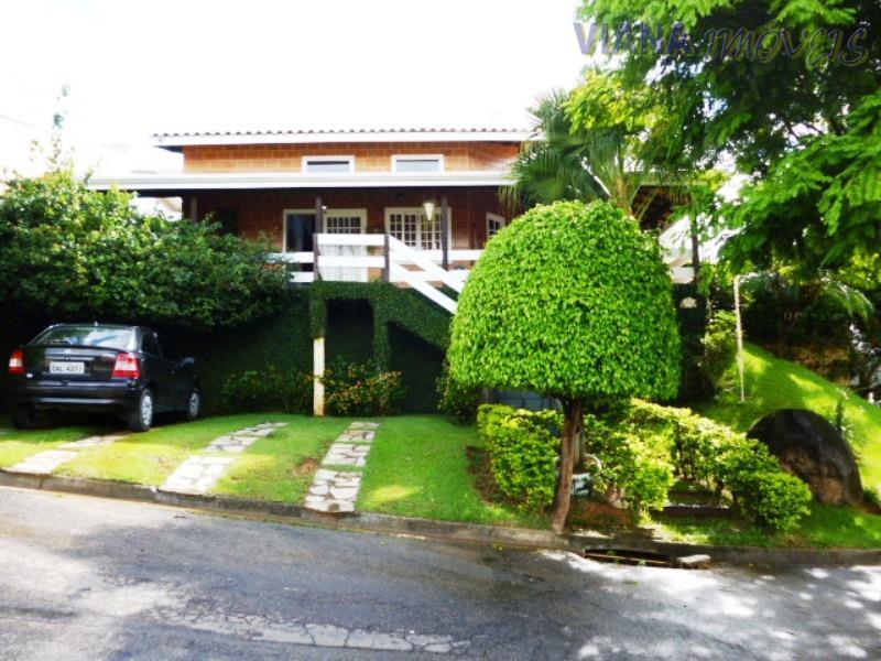 Casa residencial à venda, Loteamento Itatiba Country Club, Itatiba - CA0209.