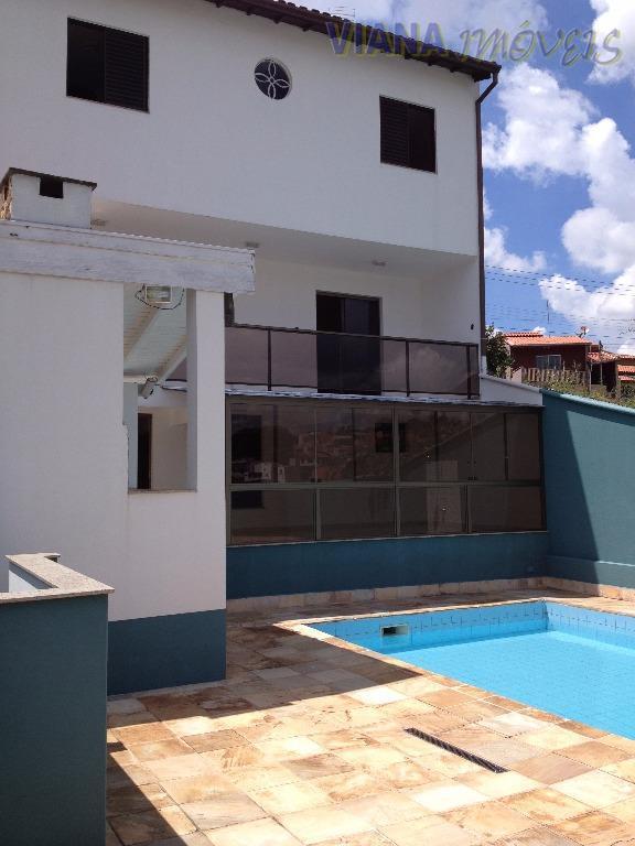 Casa  residencial à venda, Jardim Salessi, Itatiba.