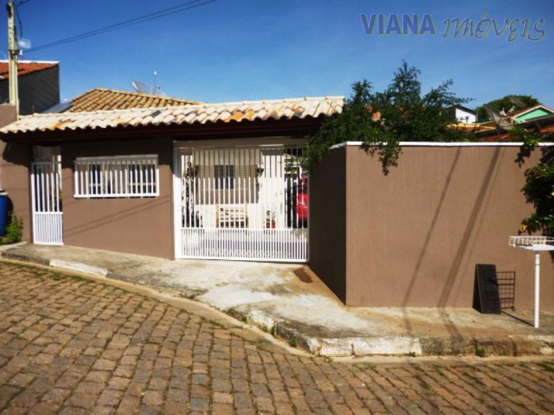 Casa  residencial à venda, Loteamento Santo Antônio, Itatiba.