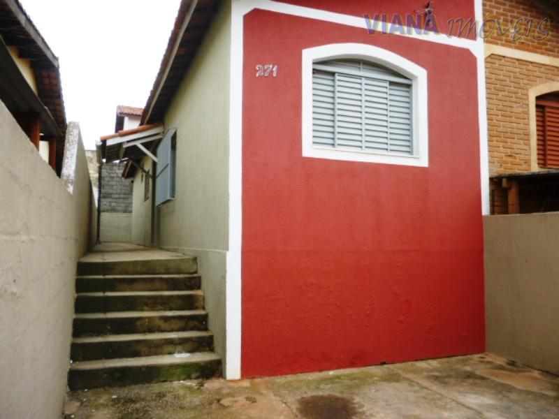 Casa residencial para locação, Jardim Arizona, Itatiba.
