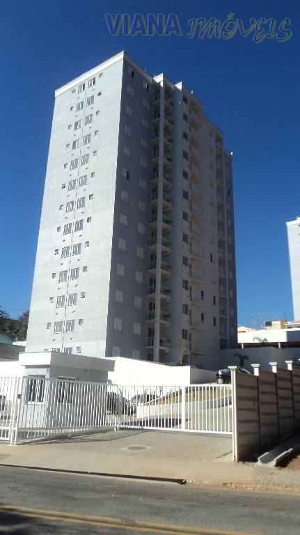 Apartamento residencial para venda e locação, Normandie Residencial, Itatiba.