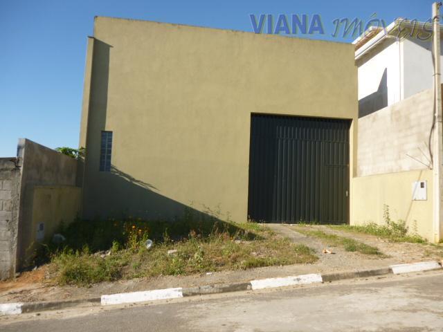 Barracão industrial para locação, Loteamento Aída Haddad Jafet, Itatiba.