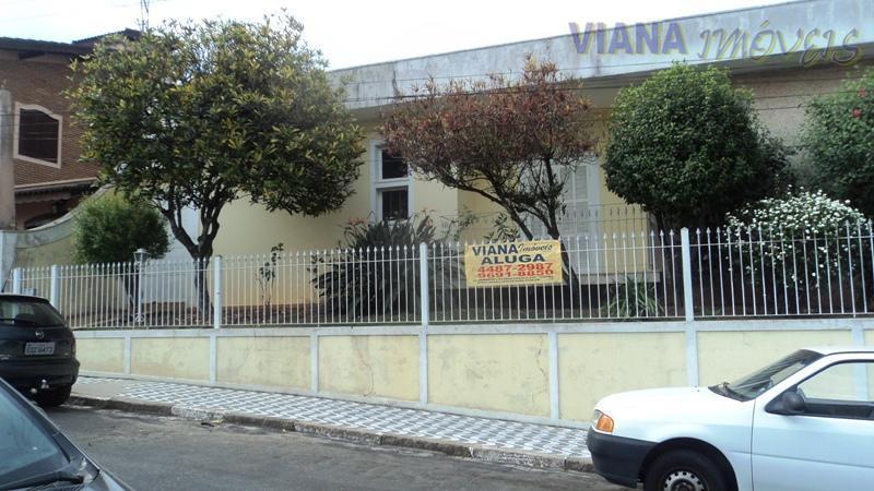 Casa residencial para locação, Jardim São José, Itatiba.