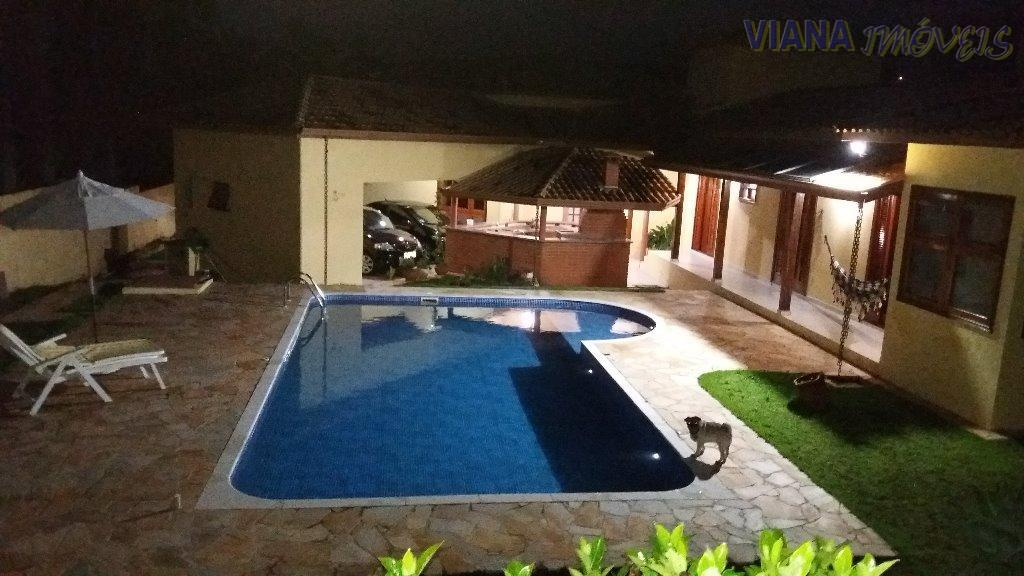 Casa residencial à venda, Jardim Leonor, Itatiba.