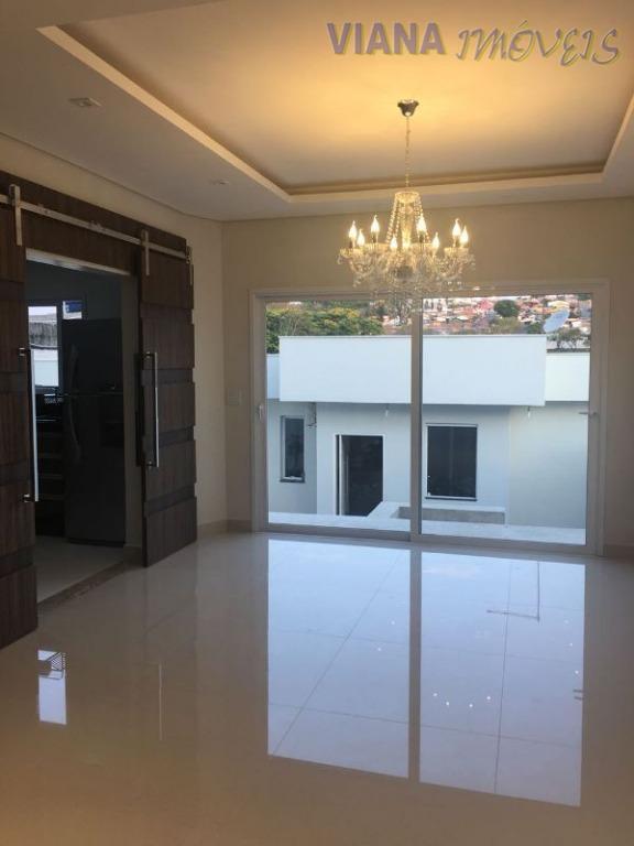 Casa residencial para venda e locação, Giardino D  Itália, Itatiba - CA0445.