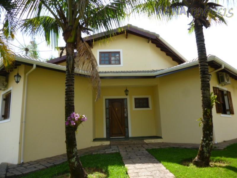 Casa residencial à venda em condominio fechado de alto padrão, Ville Chamonix, Itatiba.