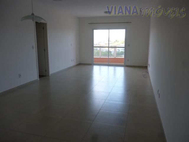 Apartamento com 3 dormitórios à venda, 118 m² por R$ 580.000 - Edifício Bellagio  - Itatiba/SP