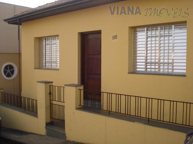 Casa com 3 dormitórios para alugar, 100 m² -Vila Capelletto - Itatiba/SP
