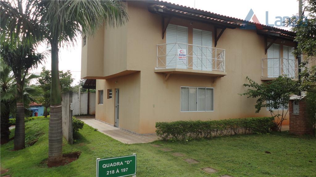 Casa residencial para locação, Jardim do Sol, Campinas - CA2370.