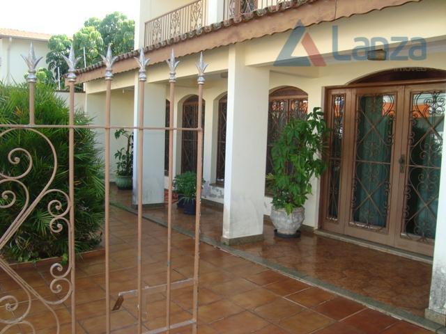 Casa Comercial para locação, Barão Geraldo, Campinas - CA0034.