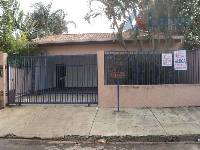 Casa Residencial para locação, Residencial Terra Nova, Campinas - CA2553.