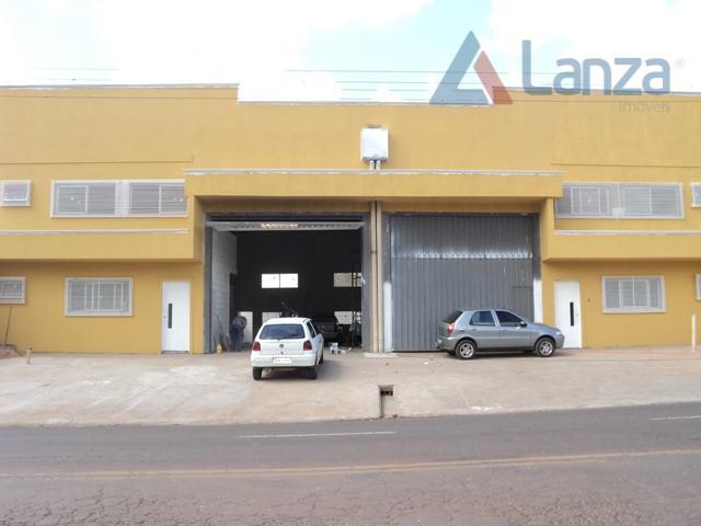 Barracão Comercial para locação, Betel, Paulinia - BA0116.