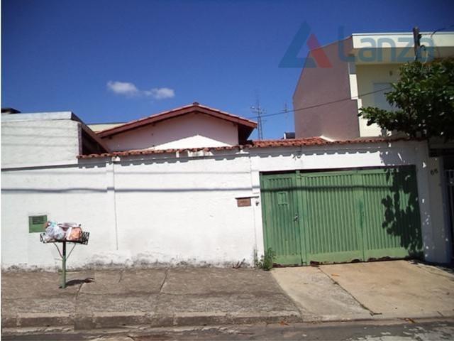 Casa residencial à venda, Jardim Independência, Campinas.