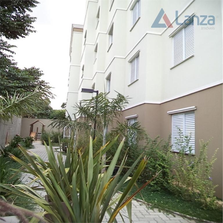 Apartamento residencial à venda, Recanto Santa Catarina, Paulínia.
