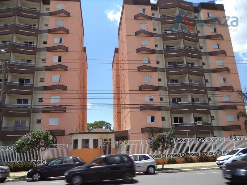 Apartamento residencial à venda, Centro, Paulínia.
