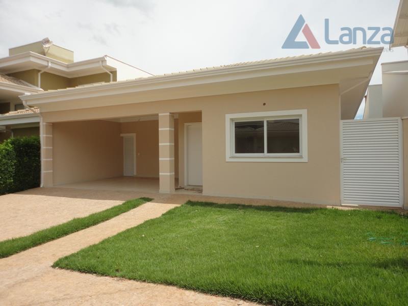 Casa residencial à venda, Residencial Paineiras, Paulínia - CA3526.