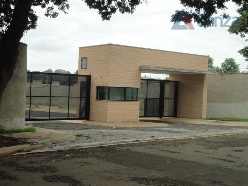 Terreno residencial à venda, Vila Modesto Fernandes, Campinas.