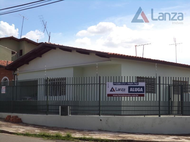 Casa residencial para locação, Jardim Santa Genebra II (Barão Geraldo), Campinas - CA2491.