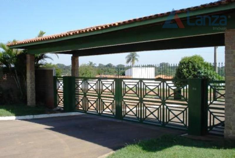 Terreno residencial à venda, Bosque de Barão Geraldo, Campinas.