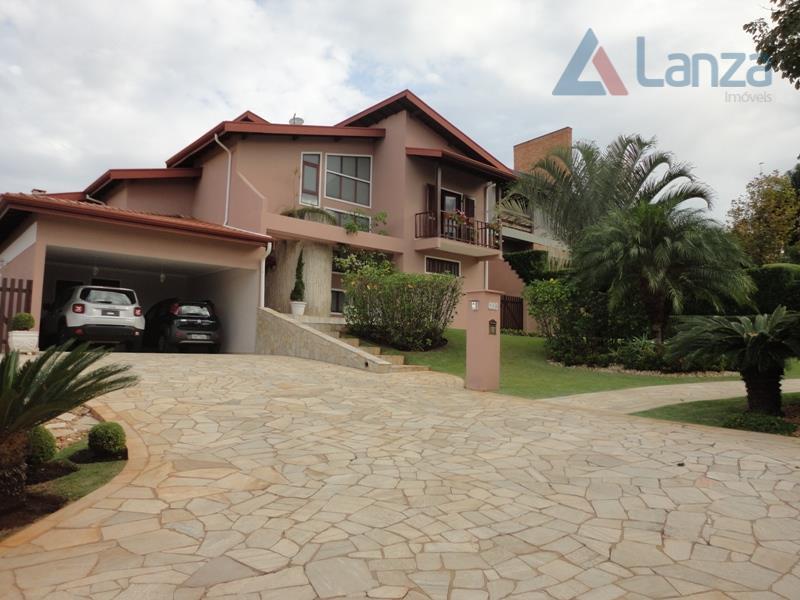 Casa Residencial à venda, Residencial Parque Rio das Pedras, Campinas - CA2245.