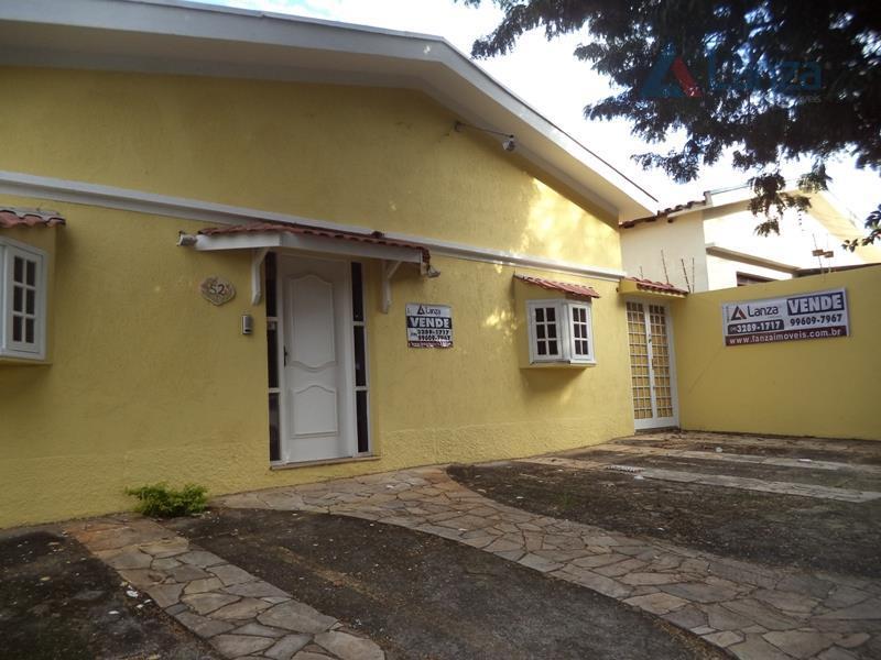 Casa Comercial à venda, Barão Geraldo, Campinas - CA0294.