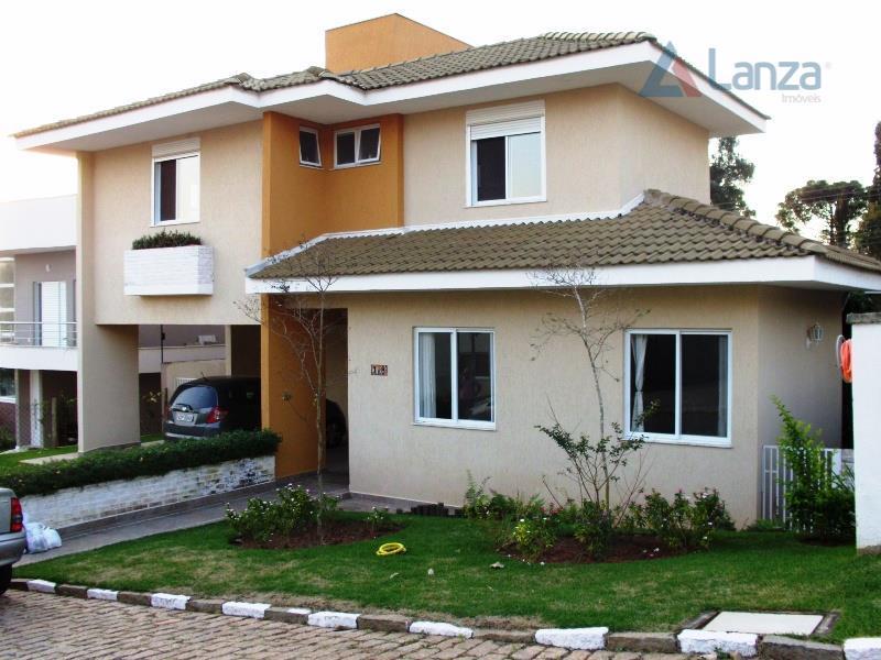 Casa residencial à venda, Chácara Belvedere, Campinas.