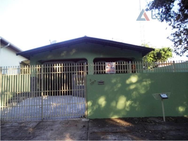 Casa Residencial para locação, Vila Santa Isabel, Campinas - CA2518.