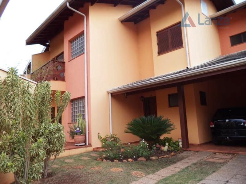 Casa residencial à venda, Jardim do Sol, Campinas.