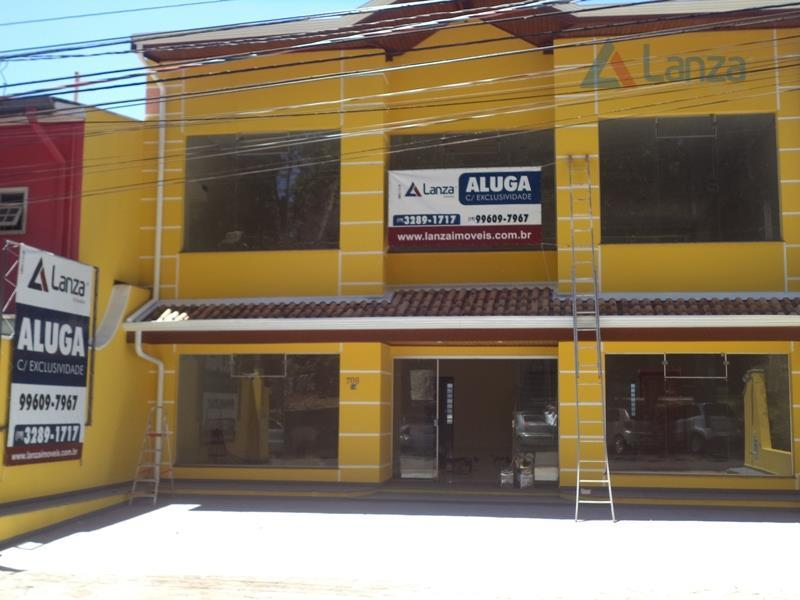 Salão comercial para locação, Cidade Universitária, Campinas - SL0120.