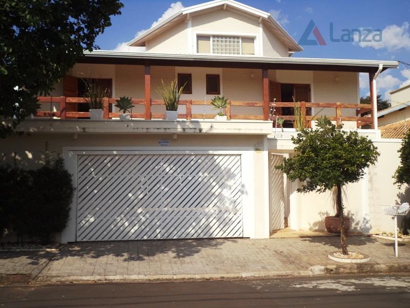 Casa residencial à venda, Cidade Universitária, Campinas - CA3796.