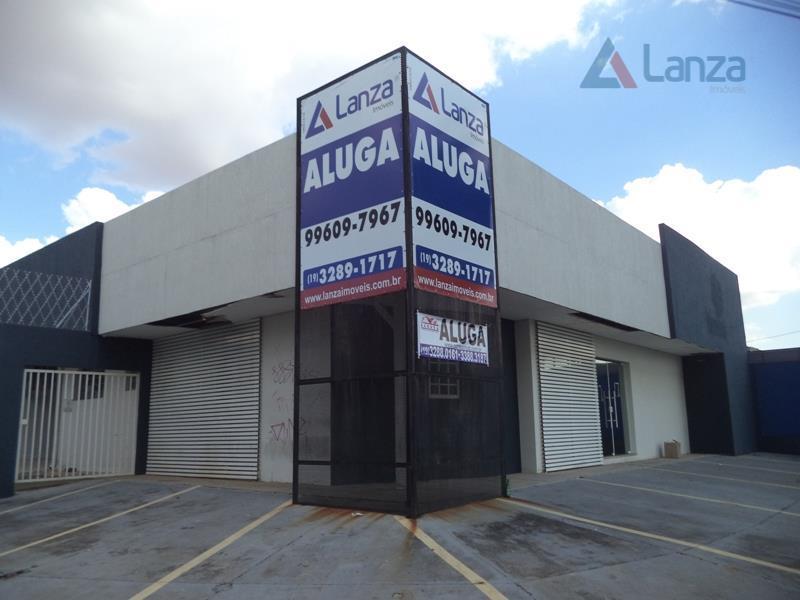 Casa comercial para locação, Cidade Universitária, Campinas - CA1842.
