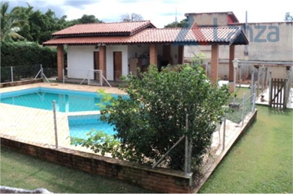 Chácara Residencial à venda, Village Campinas, Campinas - CH0146.