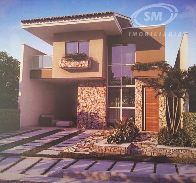 Casa residencial à venda, Precabura, Eusébio - CA0037.