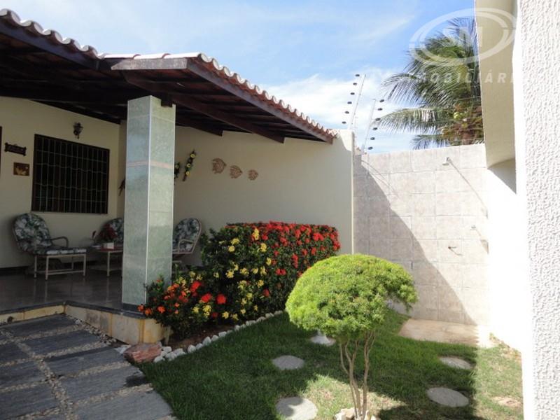 Casa residencial à venda, Parque Manibura, Fortaleza.