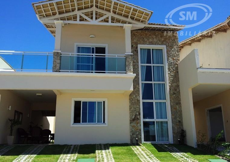 Casa Duplex Residencial à venda, Lagoa Redonda, Fortaleza.